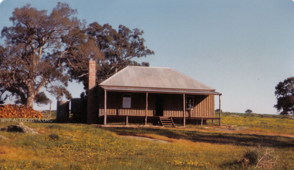 The Slim Dusty Movie - Woodlands Historic Park